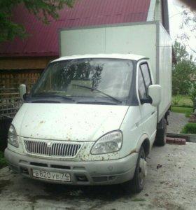 Газель промтоварная фургон