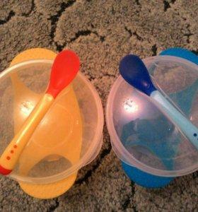 Тарелочка для деток