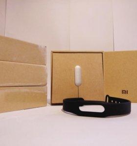⚡Новые фитнес браслеты XiaoMi Mi Band 1s (с чсс❤)