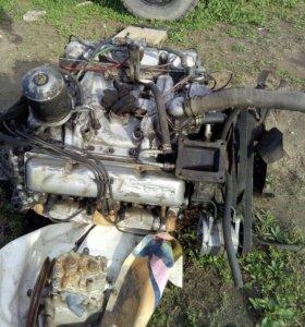 Двигатель ЗИЛ 130 и др. запчасти для зила.