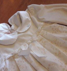 Платье детское из италии