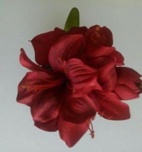 Искусственный цветок д интерьера