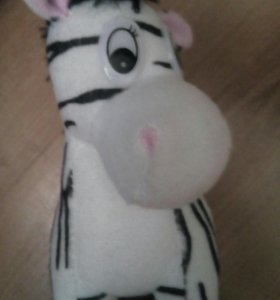 Игрушка зебра