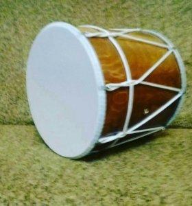 Кавказский барабан (дхол)