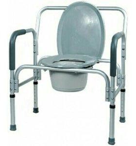Стул - унитаз для инвалидов