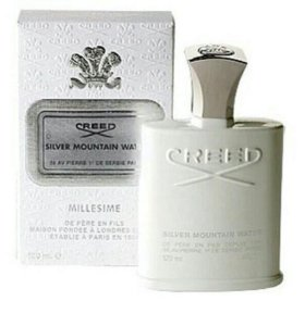 Creed SILVER MOUNTAIN WATER 120мл.
