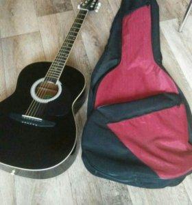 Гитара как новенькая