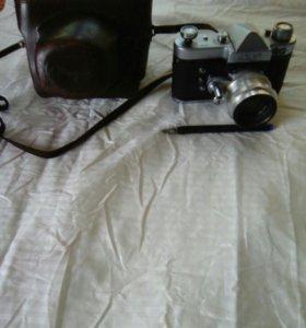 Фотоаппарат СТАРТ. 1959 год.