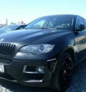 Диски + резина на BMW X5/X6