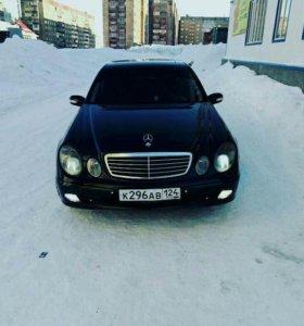Mercedes-benz E211