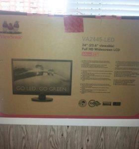 Монитор View sonic VA-2445 LED