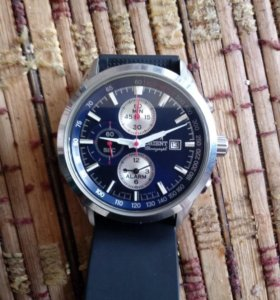 Часы Хронограф Ориент
