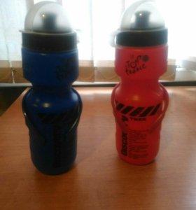 Бутылка с держателем