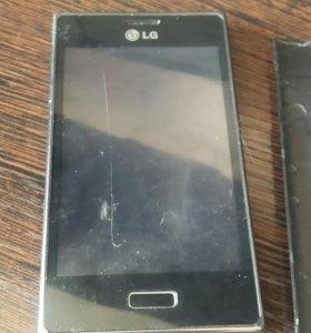LG E612 плата