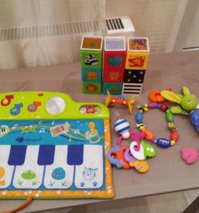 Детские игрушки elc смобби имаджинариум