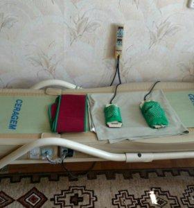 Кровать масажор