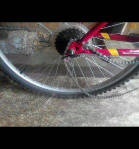 Велосипет chalenger