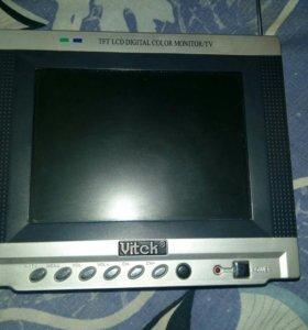Портативные телевизоры