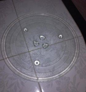 Тарелка от СВЧ