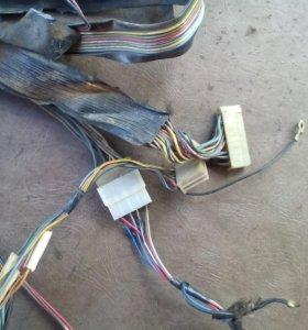 Проводка ваз 2109 на задние фонари