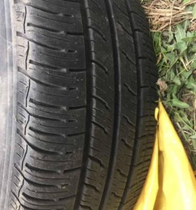 Резина 205/60 r16 uniroyal tiger paw touring