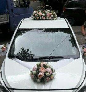 Украшения на машину