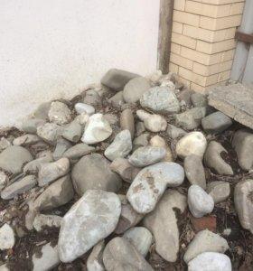 Камни для бетона