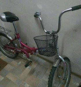 Велосипед для девочек Stels 410