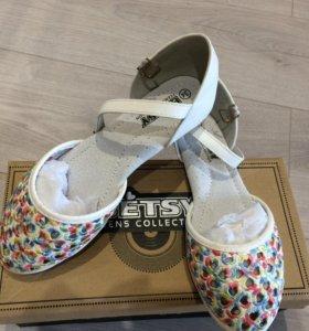 Туфли новые р 34