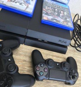 PlayStation 4 (500 ГБ)