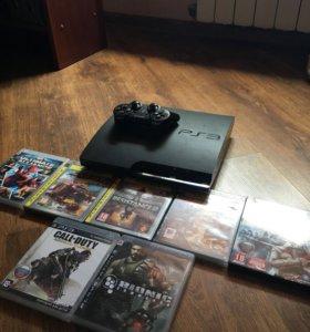 PS3 + игры