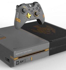 Microsoft Xbox One 1Tb Call of Duty Advanced Warfa