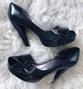 Туфли (натуральная кожа)