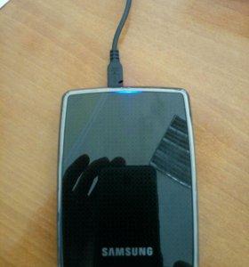 Внешний жесткий диск Samsung 500 гигов
