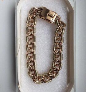 Золотой браслет 585 пр. 59 гр