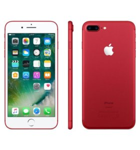 Apple iPhone 7 plus Red 128 GB