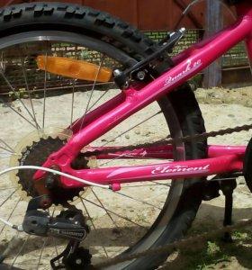 Продам велосипед для девочки 5-9 лет. Срочно