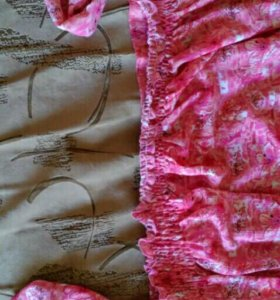 Красивая новая блуза