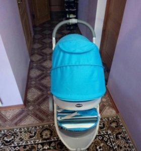 Новая прогулочная  коляска