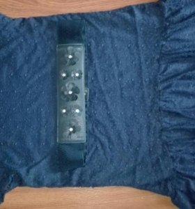 Платье,блузки школьные