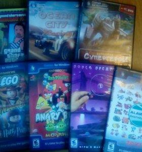 19 игровых дисков