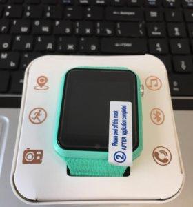 Умные часы+SIM для детей и взрослых (35% скидка)