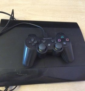 Sony PlayStation 3 500gb+4диска