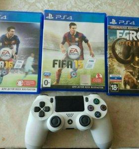 Игры /диски для PS4