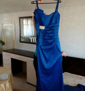 Платье Русалочкой