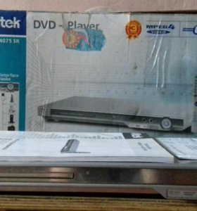 DVD Player Model VT-4075 SR
