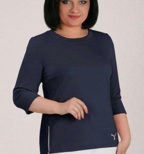 Блуза новая 56-58р