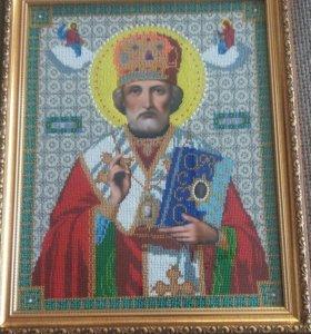 Николай Чудотворец. Икона освящена