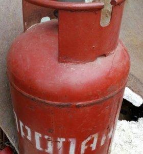 Баллоны газовые с редуктором