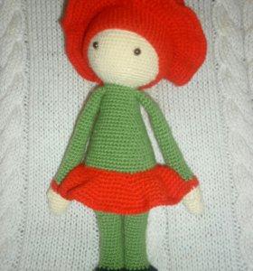 Кукла- обнимашка Мак Паола.